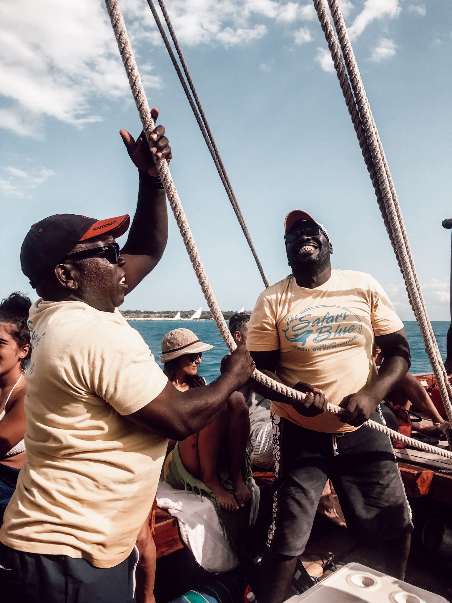 {Travel} Zanzibar - Part 2: Mnemba Atoll & Safari Blue 43