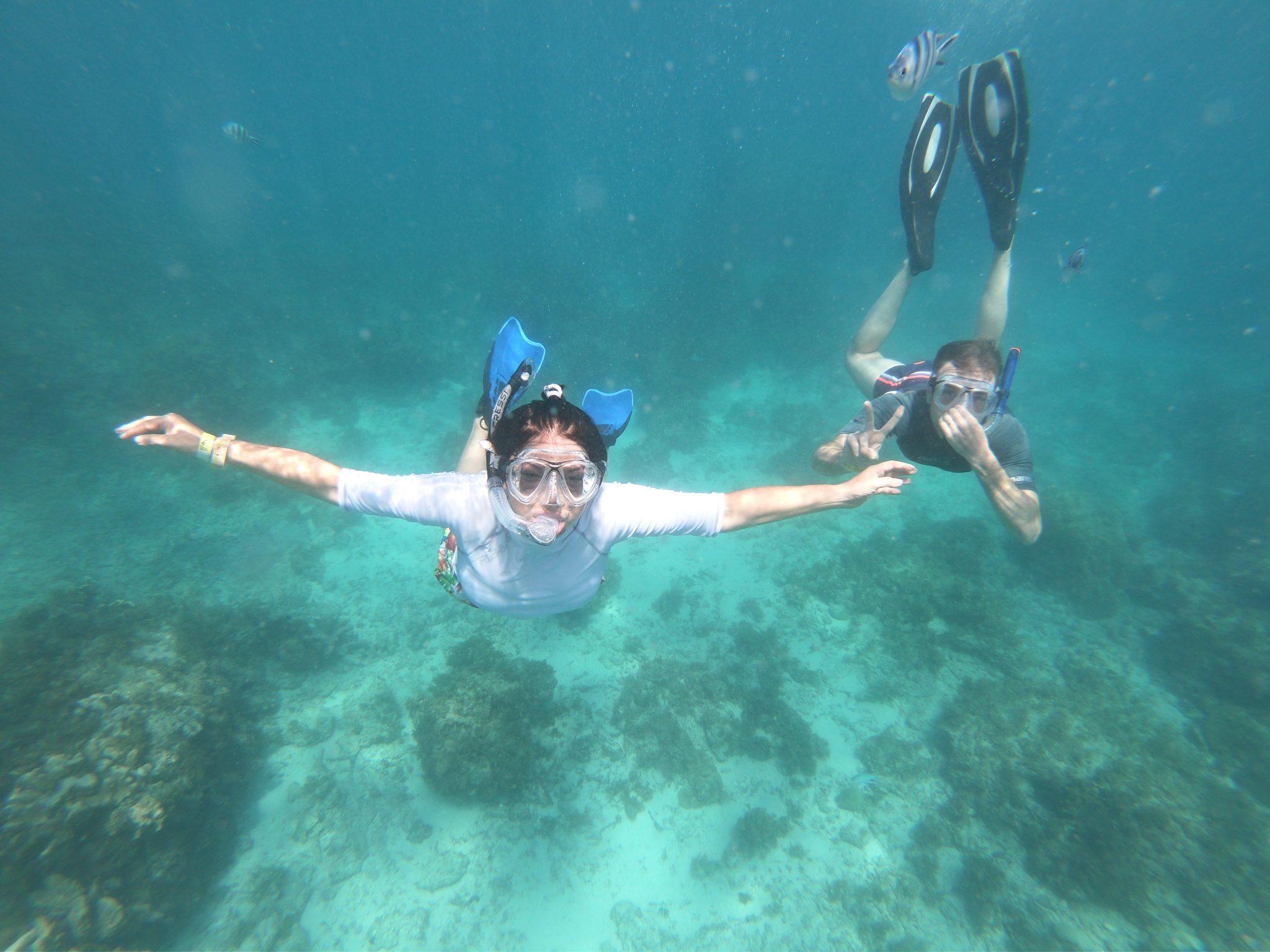 {Travel} Zanzibar - Part 2: Mnemba Atoll & Safari Blue 23