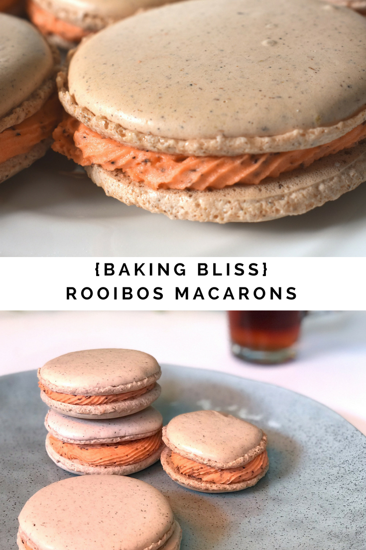{Baking Bliss} Rooibos Macarons 15