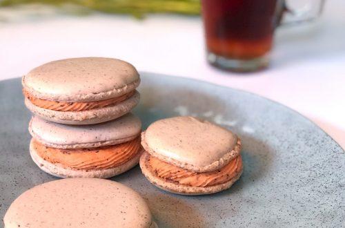 Rooibos Macarons edited