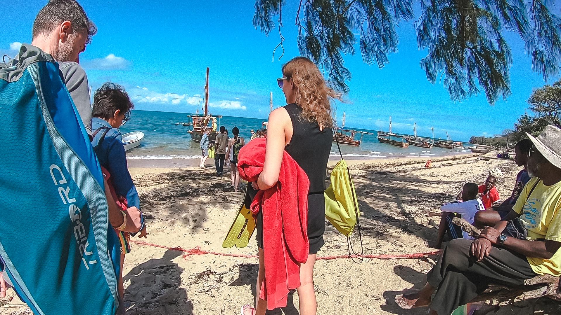 {Travel} Zanzibar - Part 2: Mnemba Atoll & Safari Blue 7