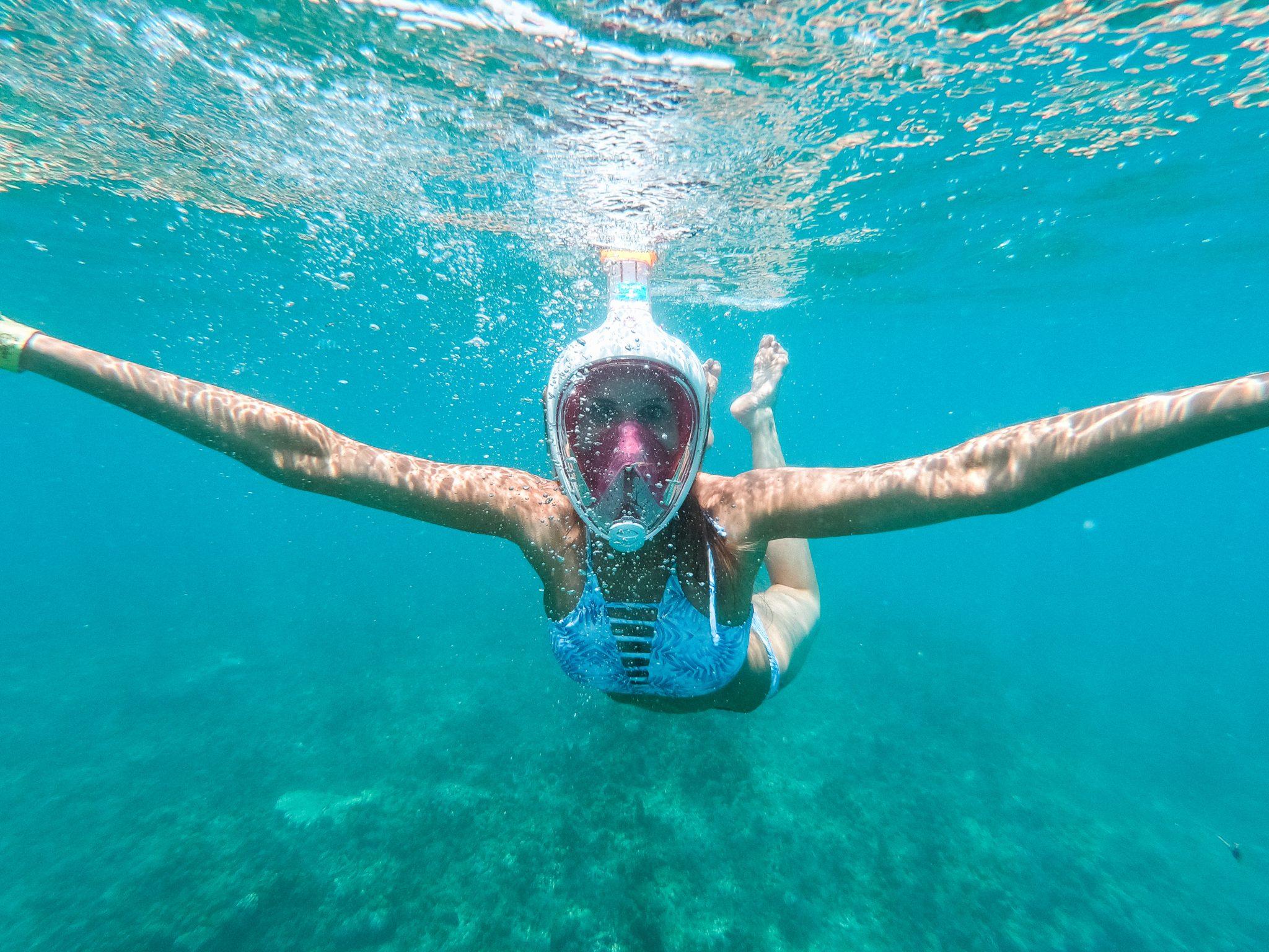 {Travel} Zanzibar - Part 2: Mnemba Atoll & Safari Blue 21
