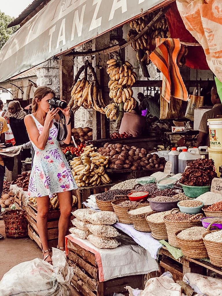 Zanzibar Marktets