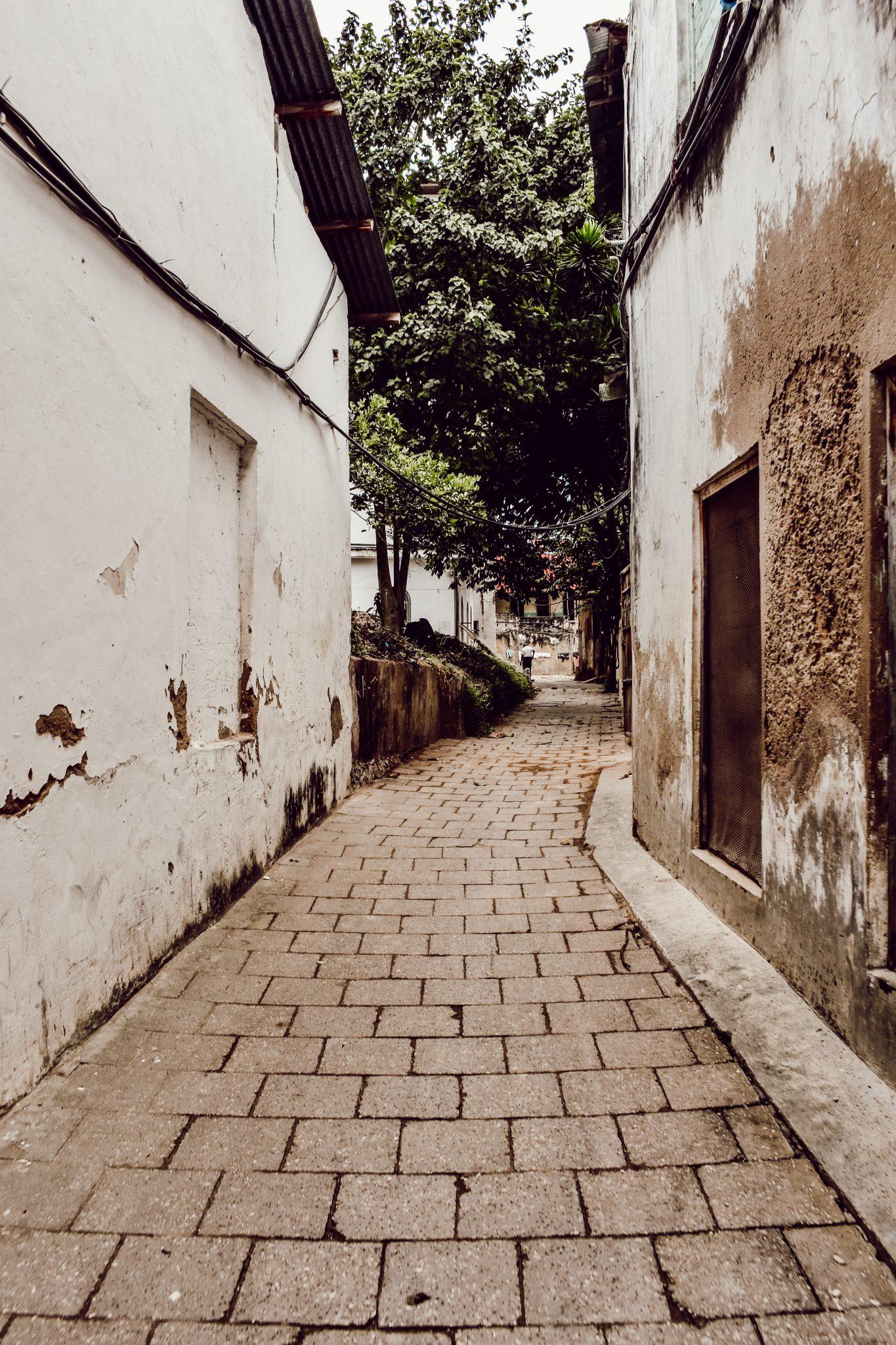 Streets of Zanzibar, Stone Town
