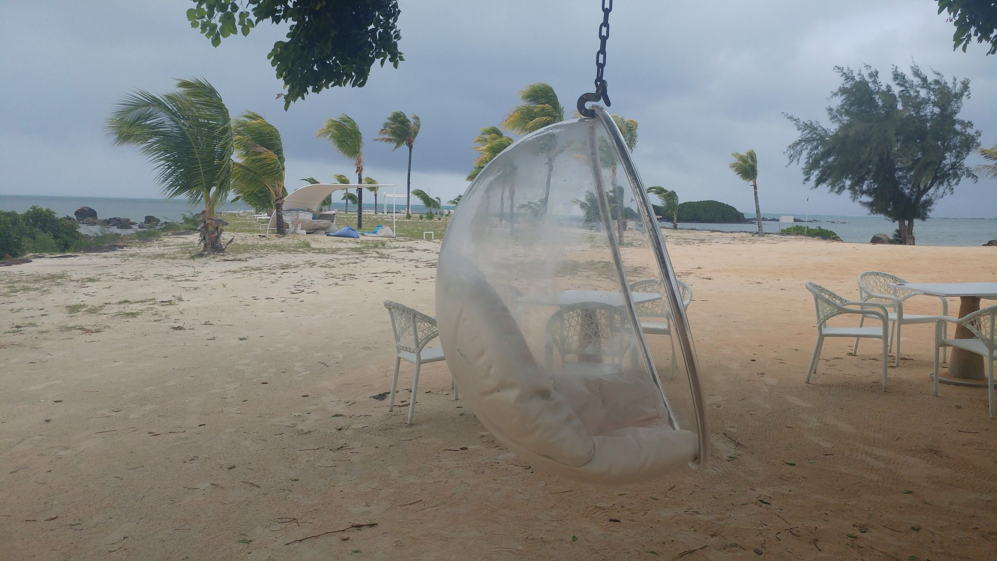 Raddison Blu Azuri in Mauritius