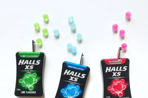 {New on Shelf} Halls XS - Flip.Pop.Go 36