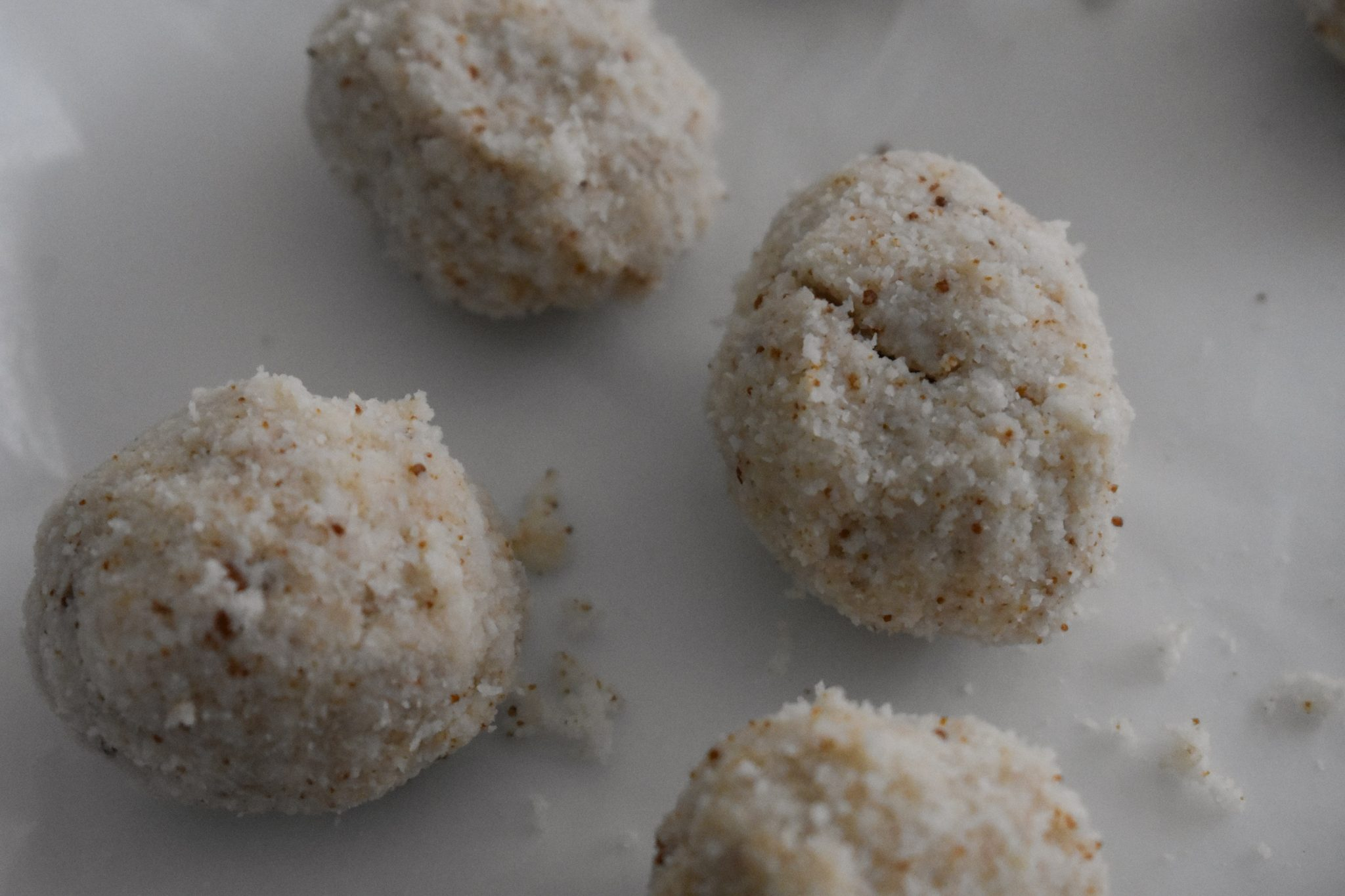 Dark Chocolate & Coconut Bites 3