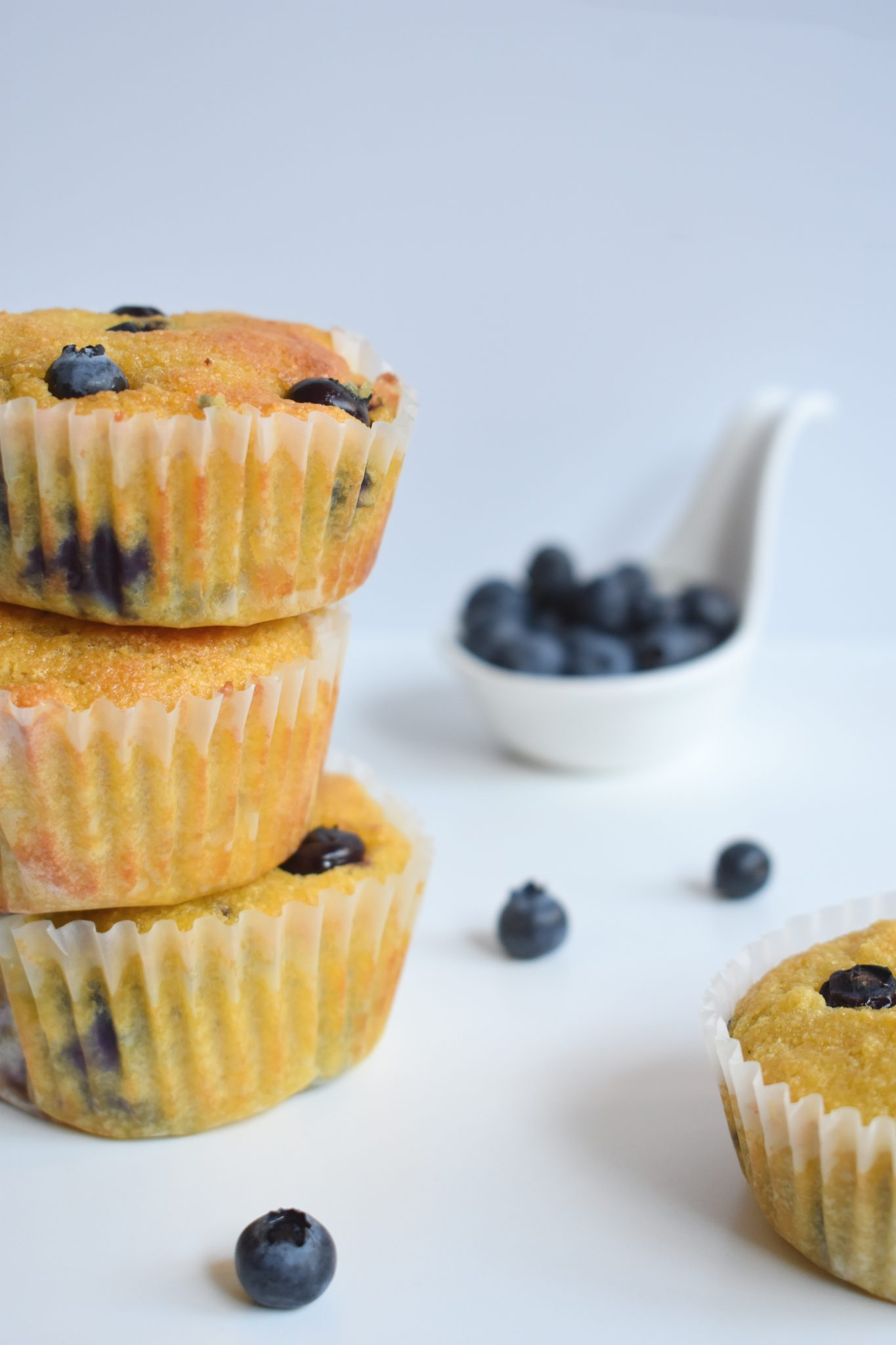 Muffins Stacked Blueberry 1 of 1