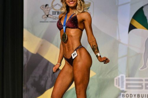 What do IFBB Bikini Competitors eat? 41