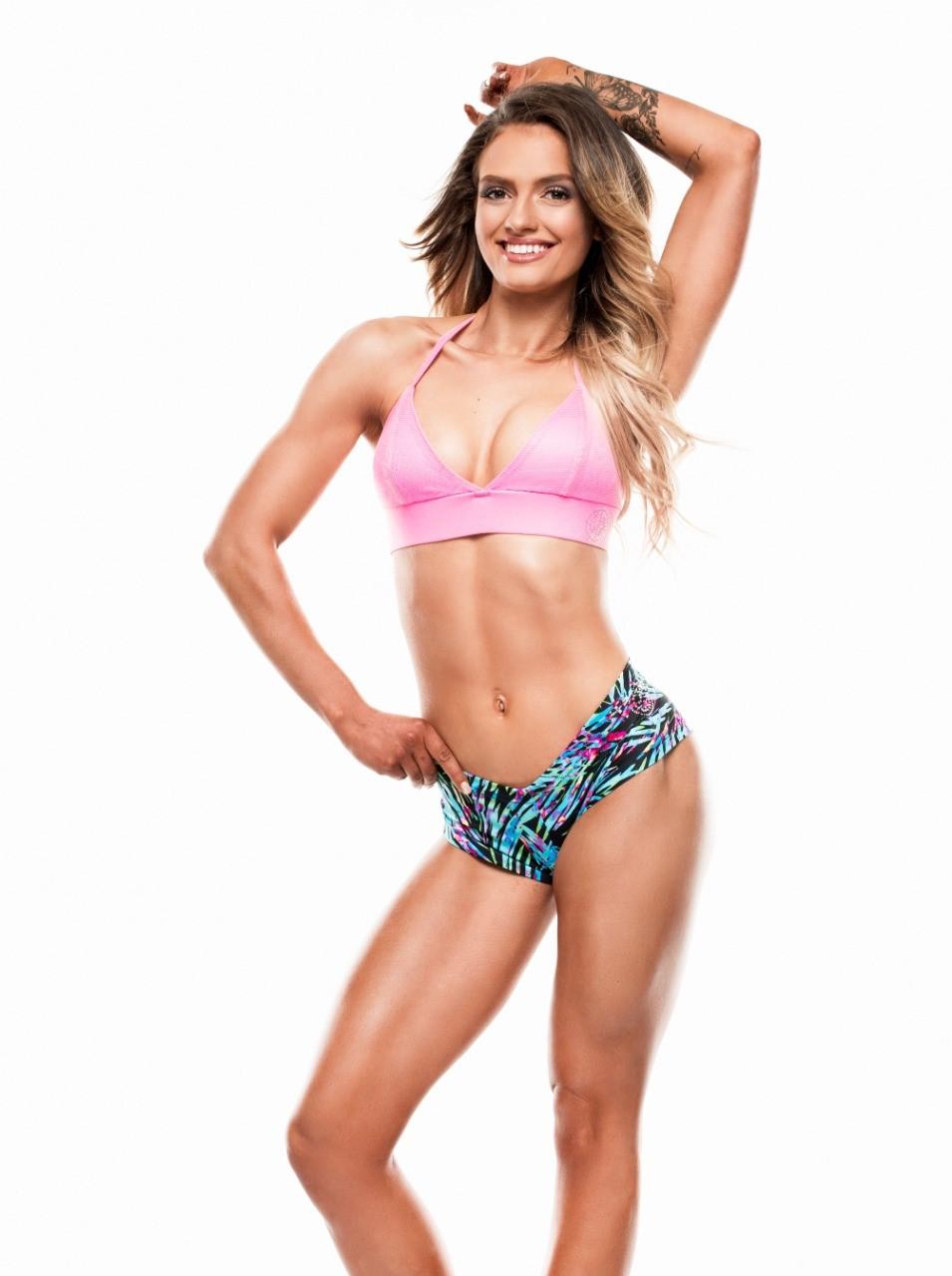 What do IFBB Bikini Competitors eat?