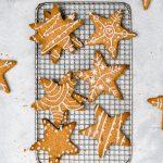 Gluten Free Christmas Gingerbread Cookies 6
