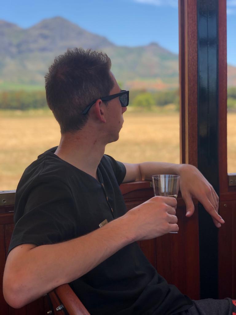The Franschhoek Wine Tram 34