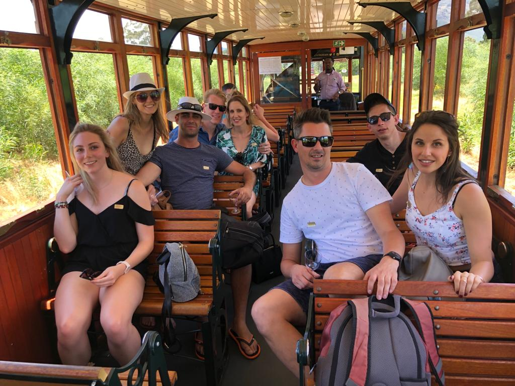 The Franschhoek Wine Tram 8