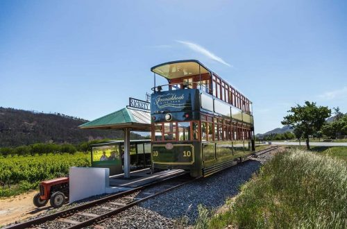 The Franschhoek Wine Tram 100