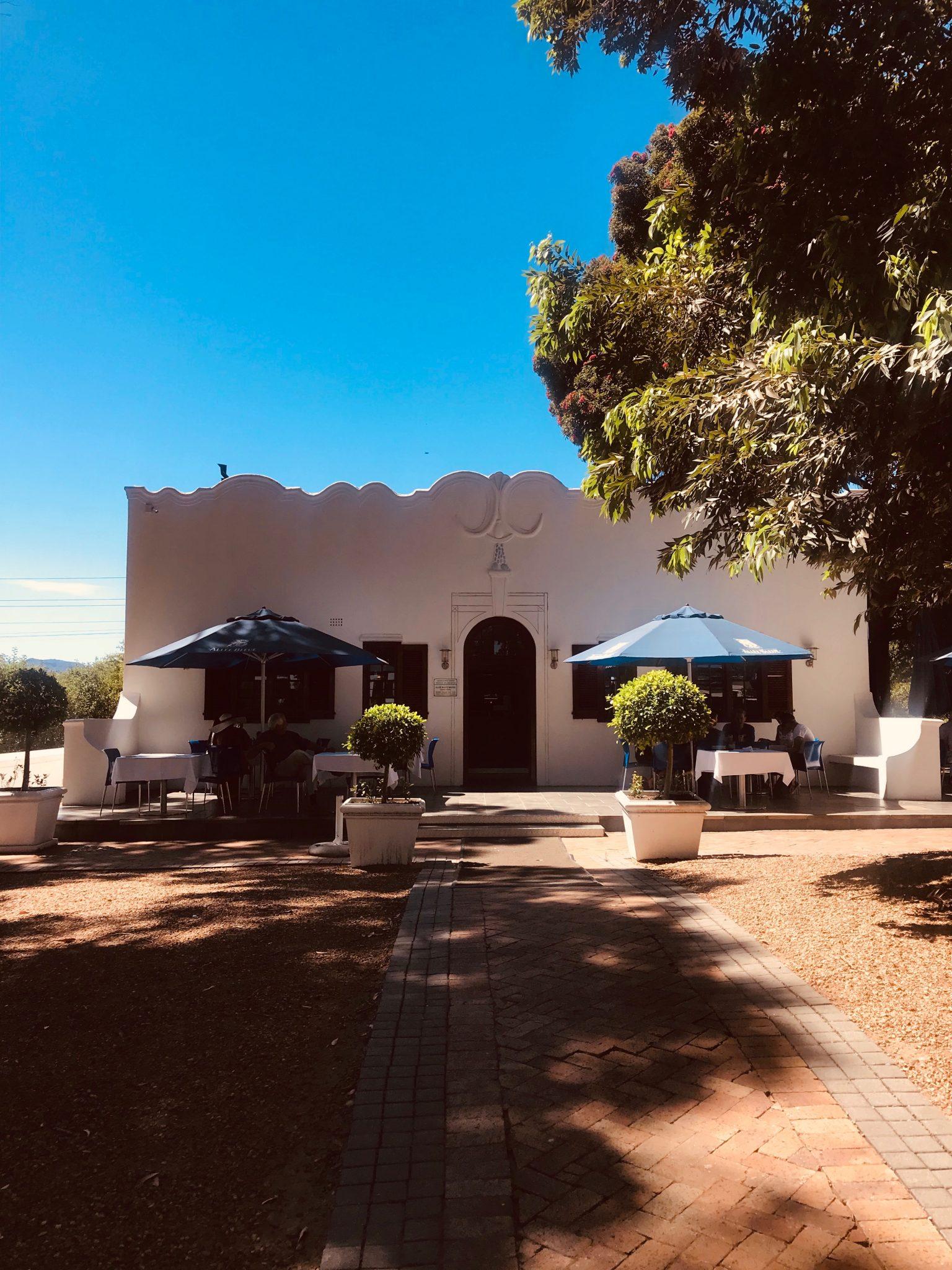 The Franschhoek Wine Tram 10