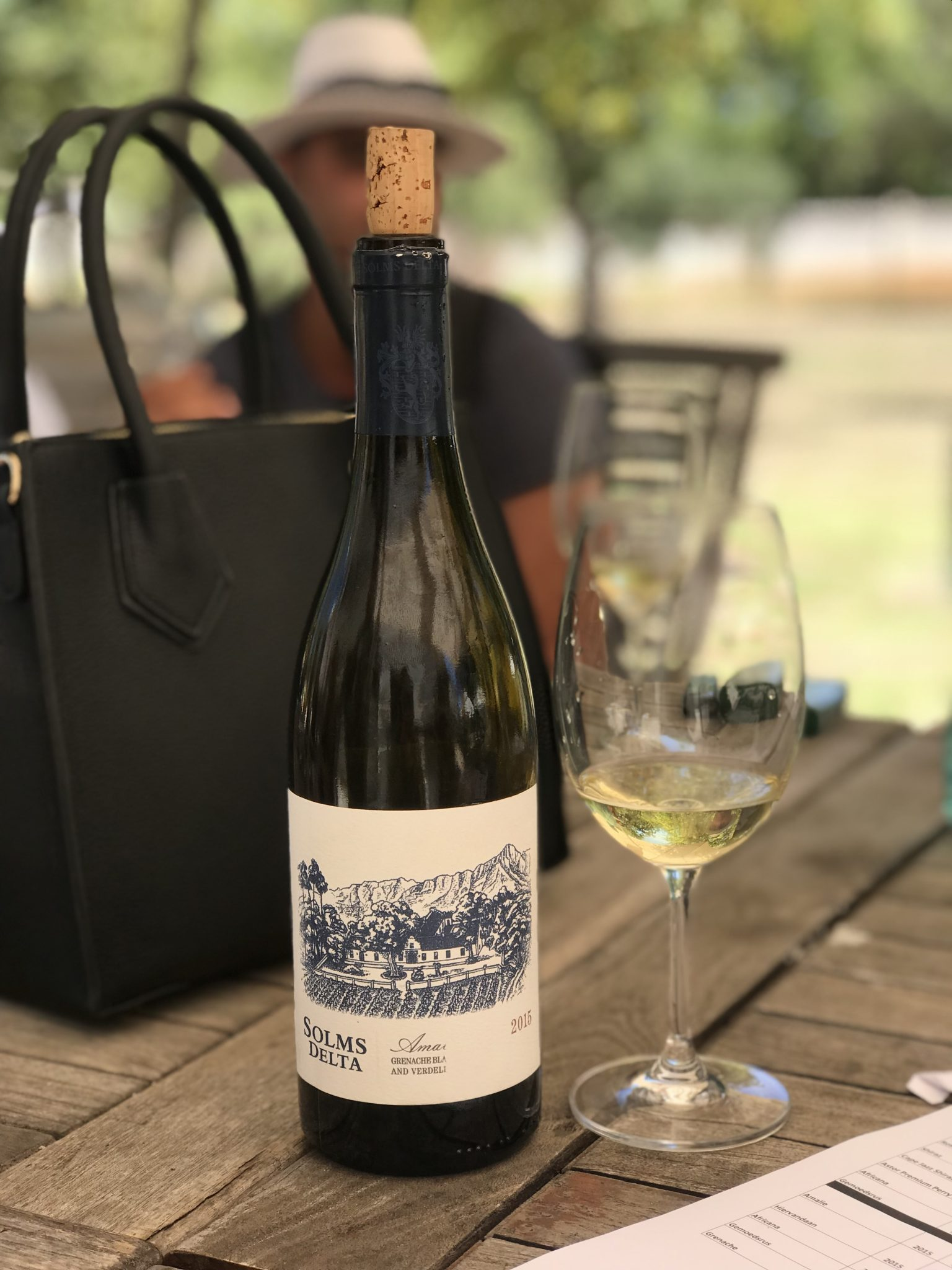 Solms Delta Wine