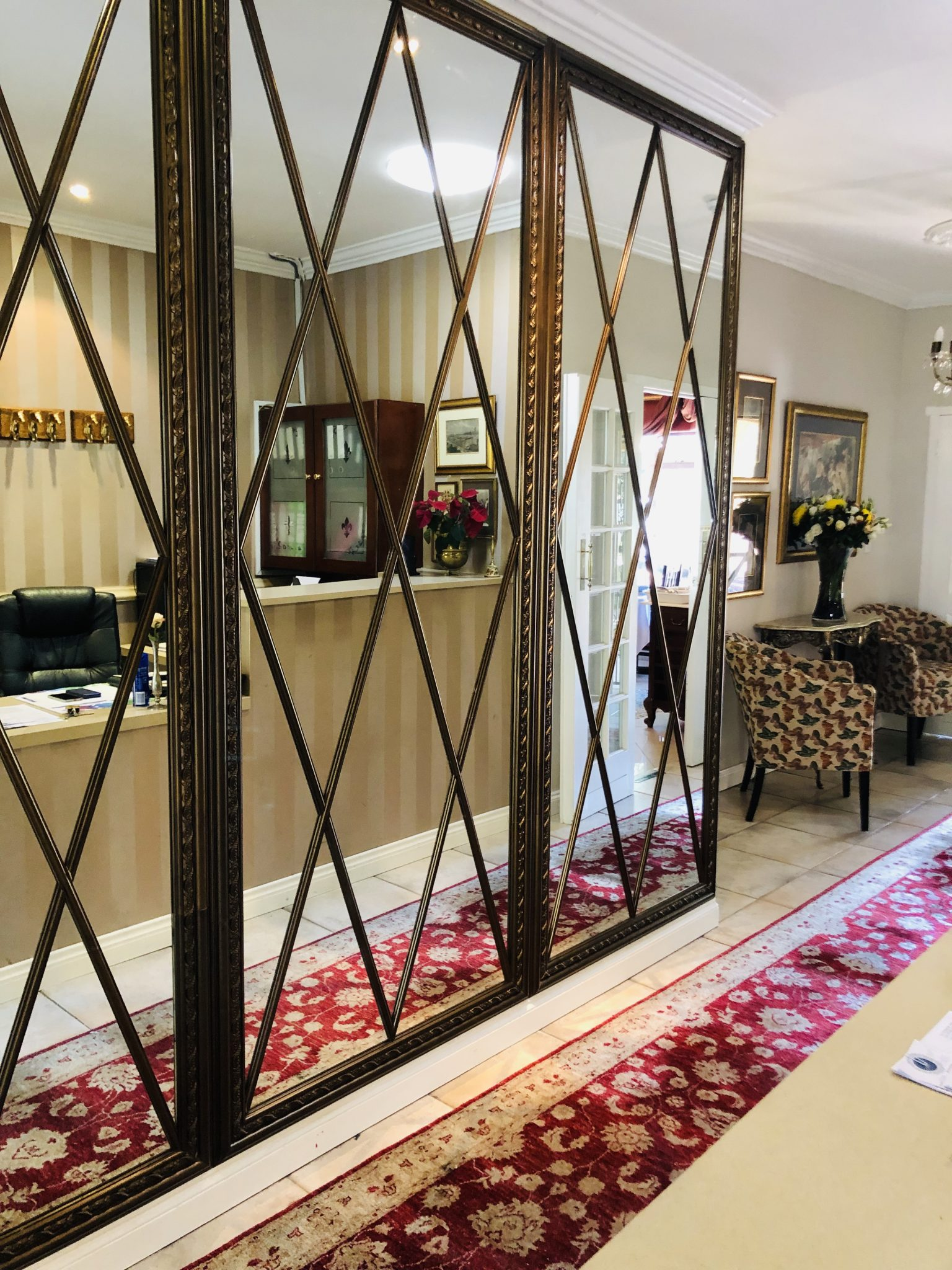 Staying at Hudson's on 12th in Rivonia
