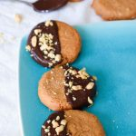 Kayla Itsines Peanut Butter Cookies