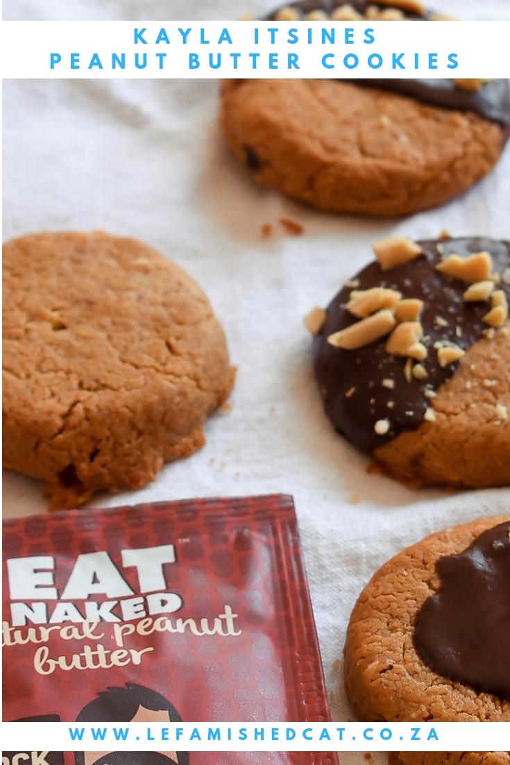 Kayla Itsines Peanut Butter Protein Cookies 4