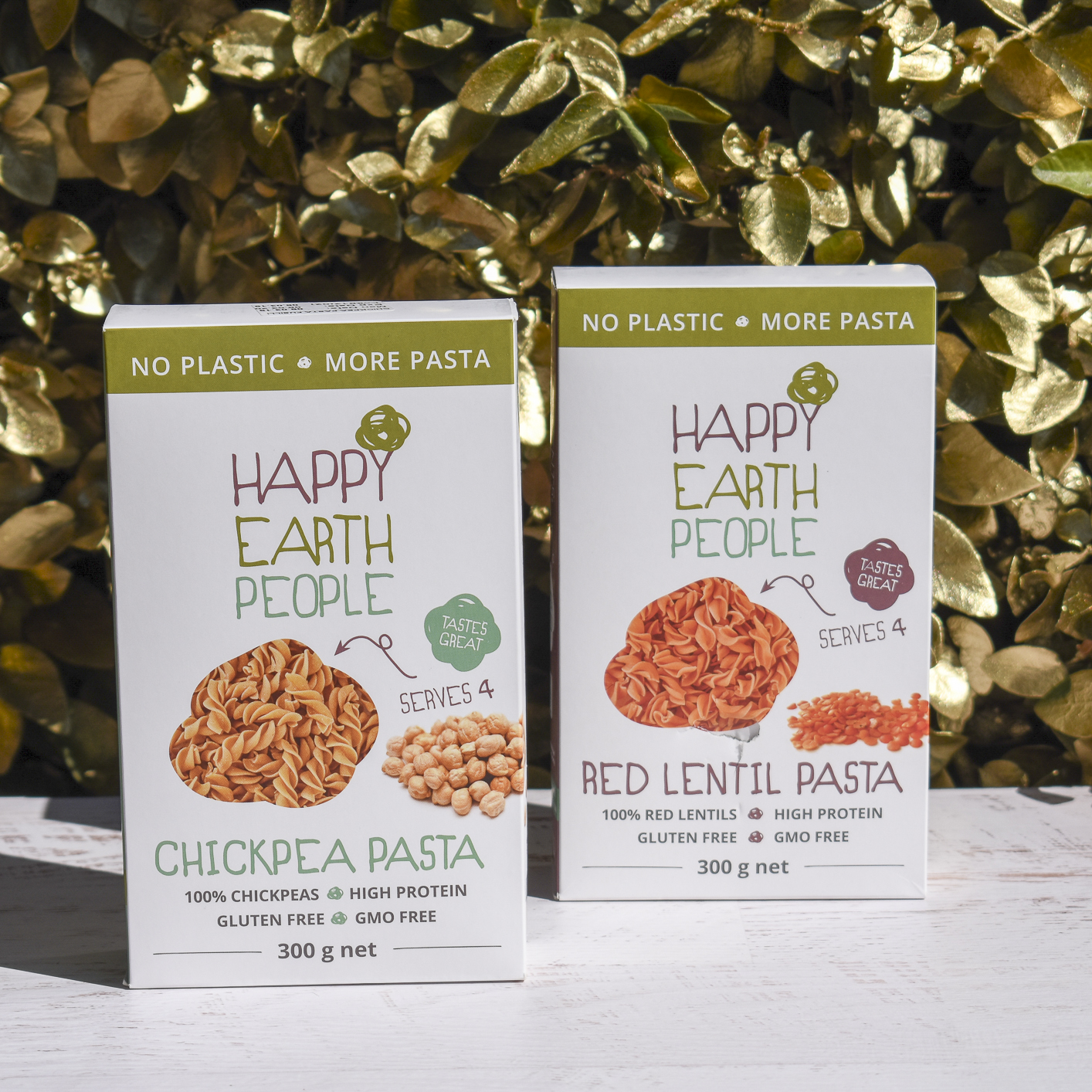 Happy Earth People Pasta