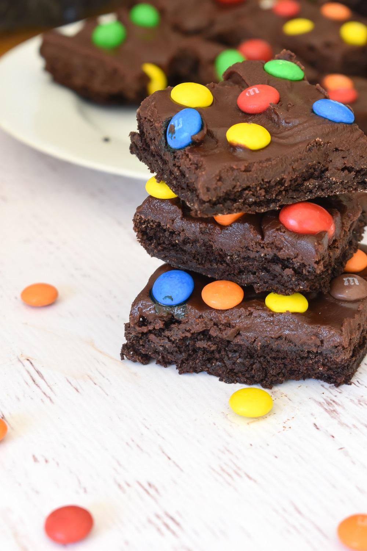 Make Gluten-Free Fudgy Brownies 1
