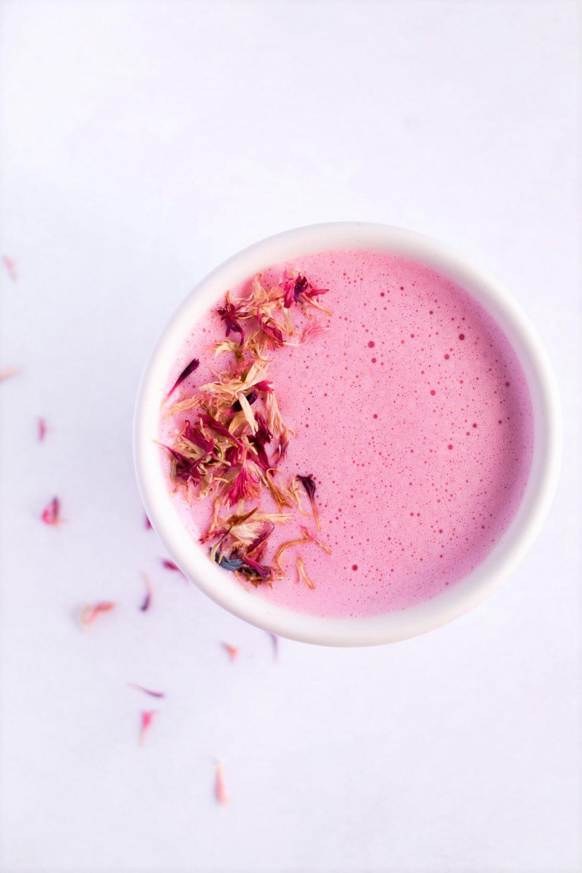 Soothing Pink Beet Moon Milk 13