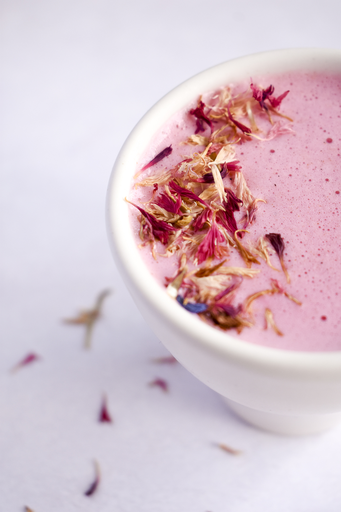 Soothing Pink Beet Moon Milk