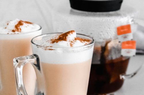 How to Make Rooibos Chai Latte 15