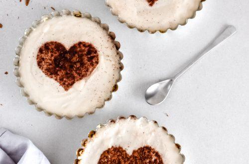 Vegan & Gluten Free Milk Tarts