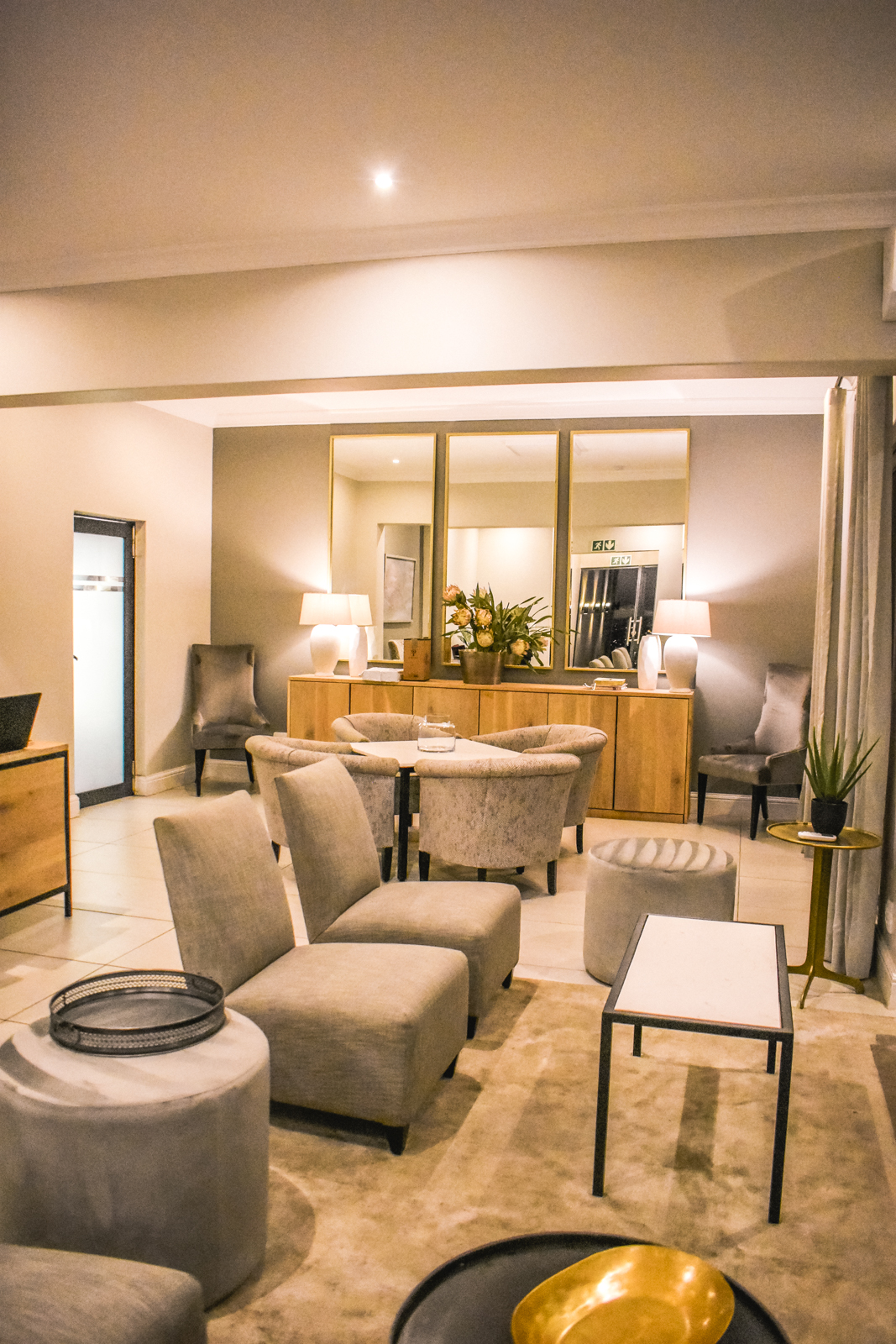 Northcliff Boutique Hotel