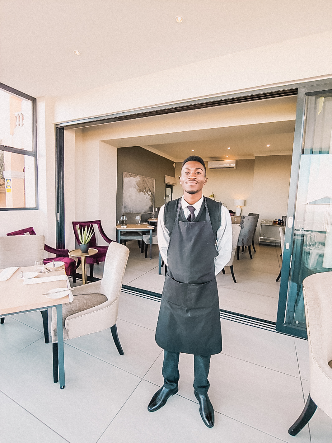 A Review of The Northcliff Boutique Hotel