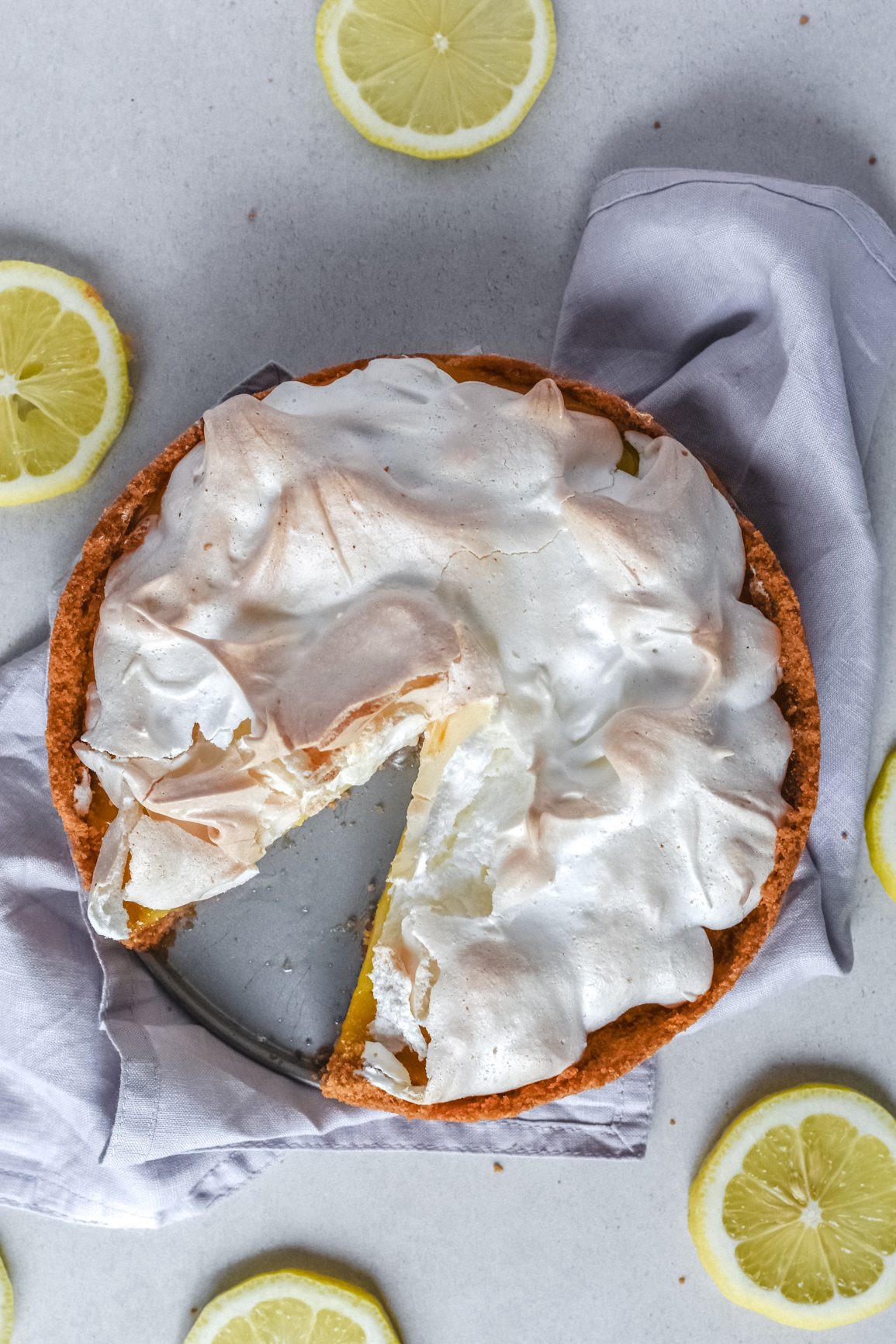 Ina Paarman's Epic Lemon Meringue made Gluten-Free 3