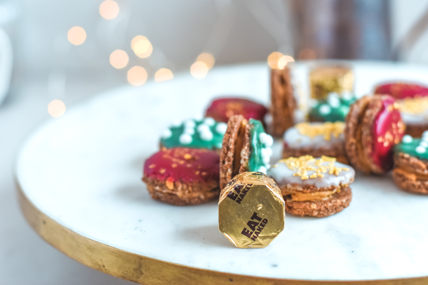 Eat Naked Peanut Butter Christmas Cookies 4