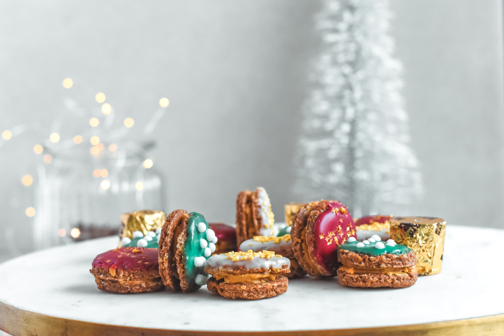 Eat Naked Peanut Butter Christmas Cookies 6