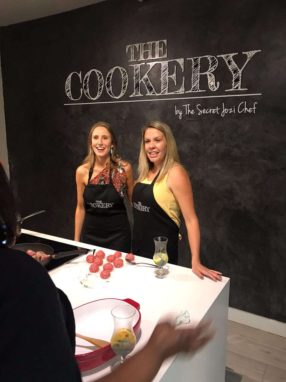 Cookery at The Colony