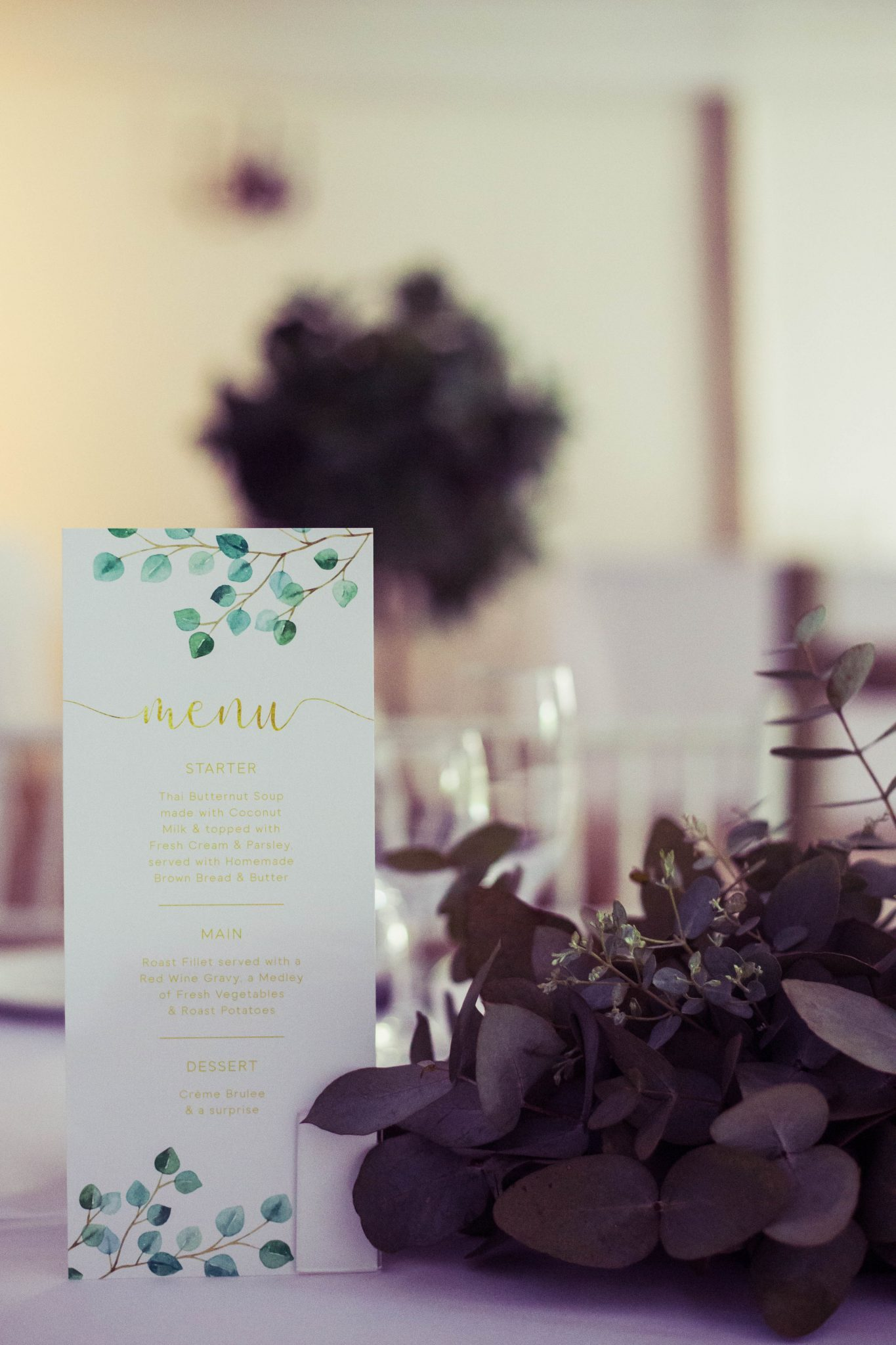 Our Wedding: The Event Details