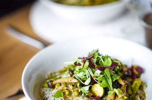 Make this Gut-Friendly Thai Green Curry