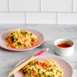 Pantry Recipe: Egg Fried Rice