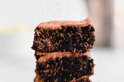 Fudgy Gluten Free Chocolate Brownies