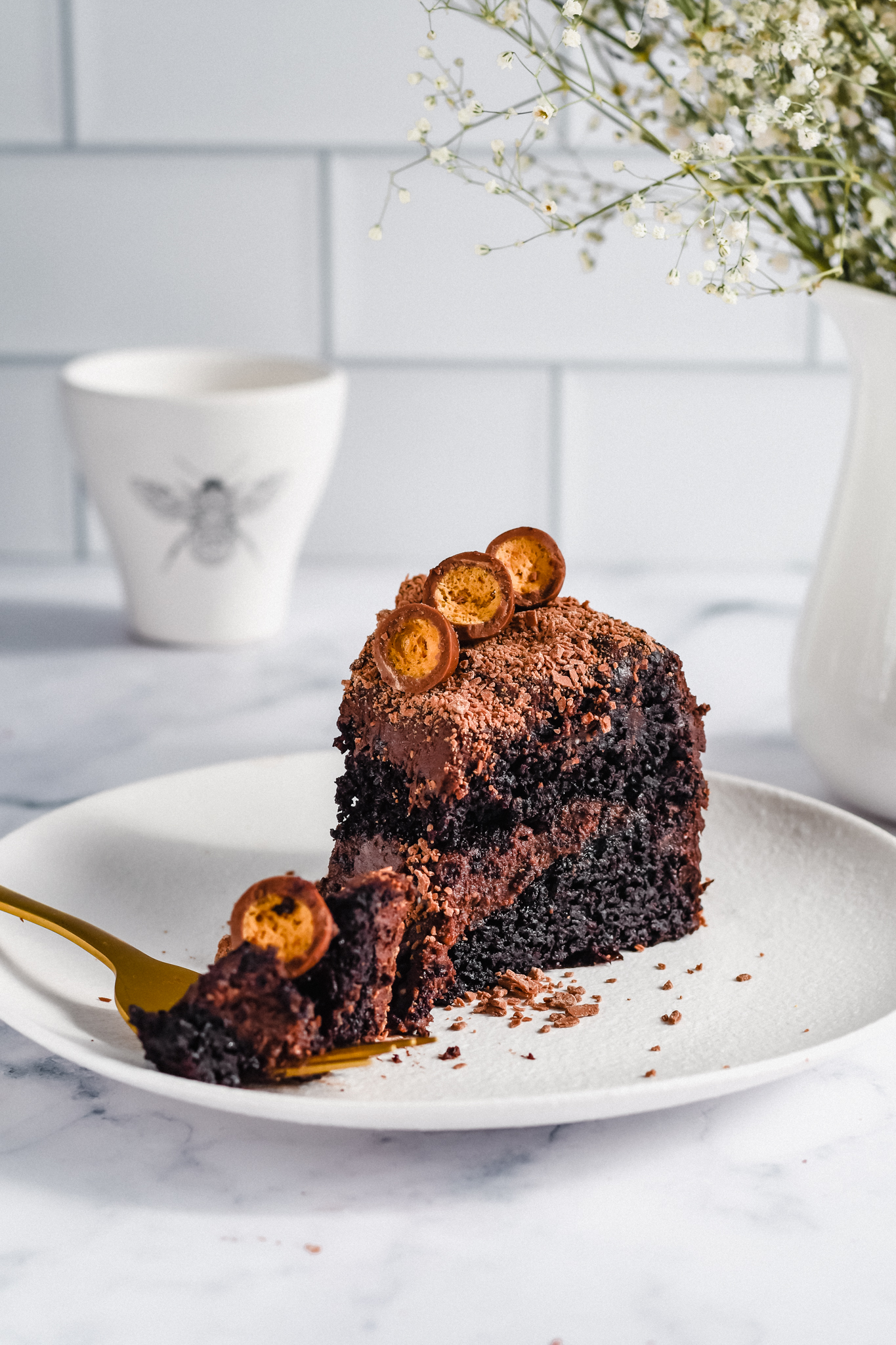 Ultimate Gluten Free Chocolate Cake 2